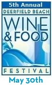 Deerfield Beach Wine and Food Festival 2015